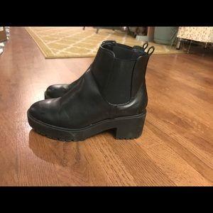 Chunky Chelsea Boot